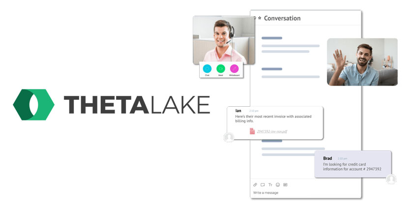 Compliance in Chat with Theta Lake