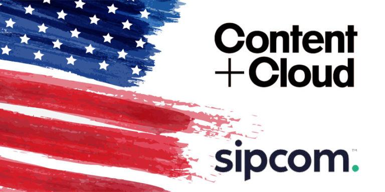 Content+Cloud Enters US Market Through Sipcom Acquisition
