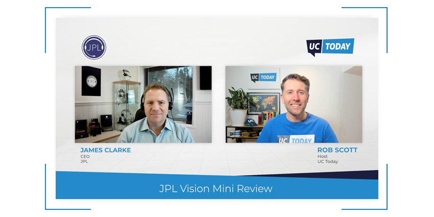 JPL Vision Mini Review – a HD Webcam for the Future of (Home)Work