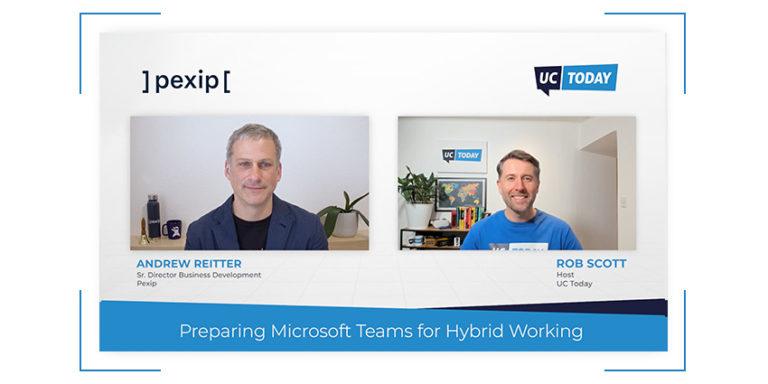Preparing Microsoft Teams for Hybrid Working – Video