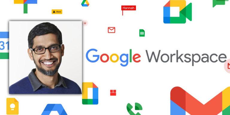 Google Workspace grows revenue