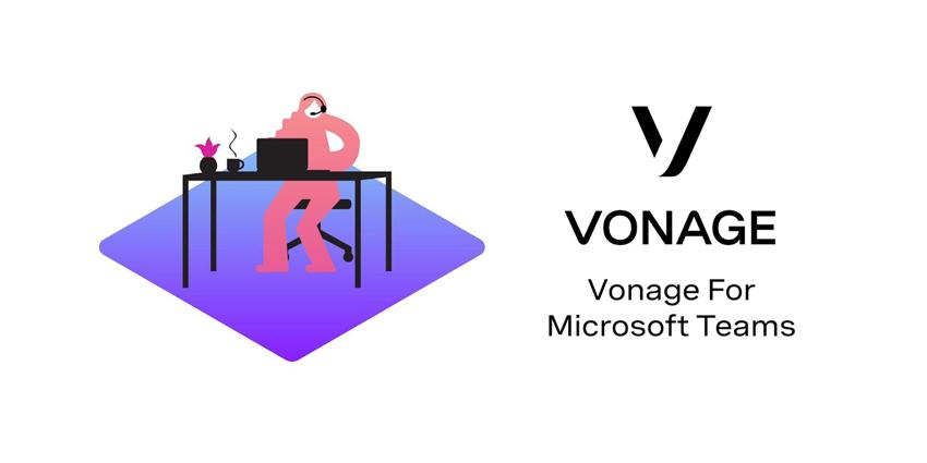 Vonage Integrates with Microsoft Teams