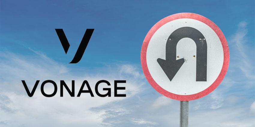 Vonage U-Turns on Sale of Consumer Business