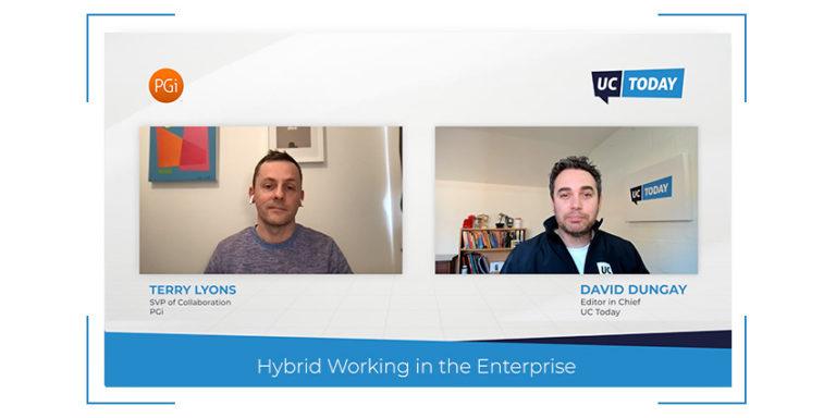 Hybrid Working in the Enterprise