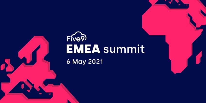 Five9 EMEA Summit is Just around the Corner