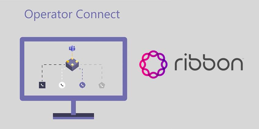 Operator Connect Service via Ribbon