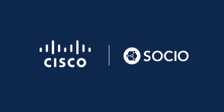 Cisco acquires Socio Labs