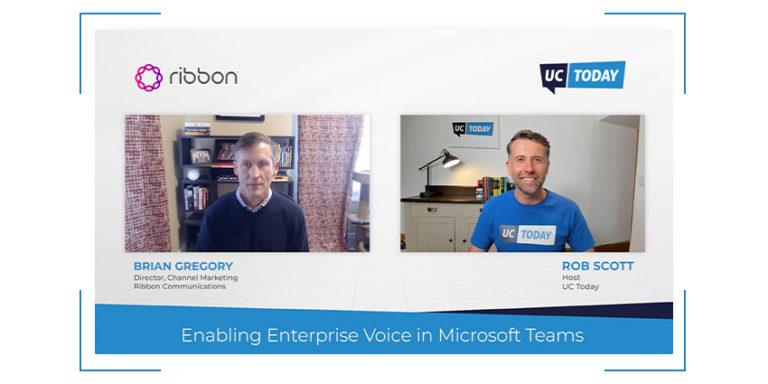Enabling Enterprise Voice in Microsoft Teams