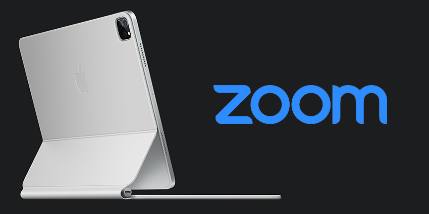 Zoom Introduces New iPad Pro Functionality
