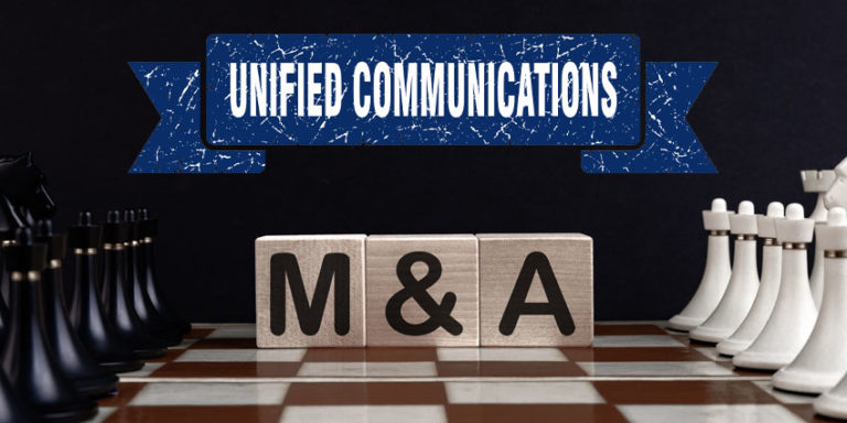M&A in UC industry accelerates