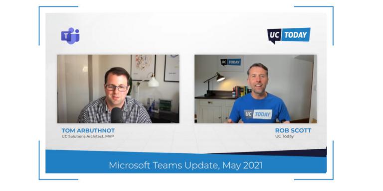 Microsoft Teams May News