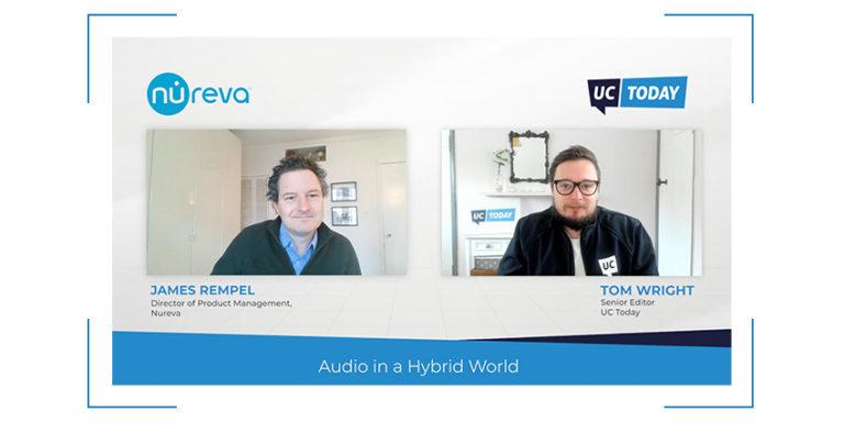 Audio in Hybrid World