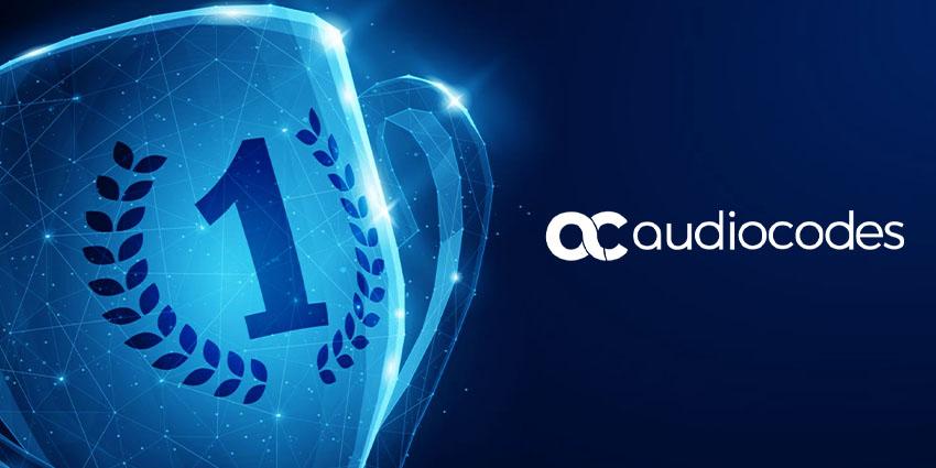 How AudioCodes became #1 in Global Enterprise SBC Revenue