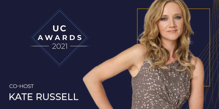 Kate Russell to Co-Host UC Awards 2021