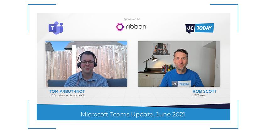 Microsoft Teams JUNE News Update