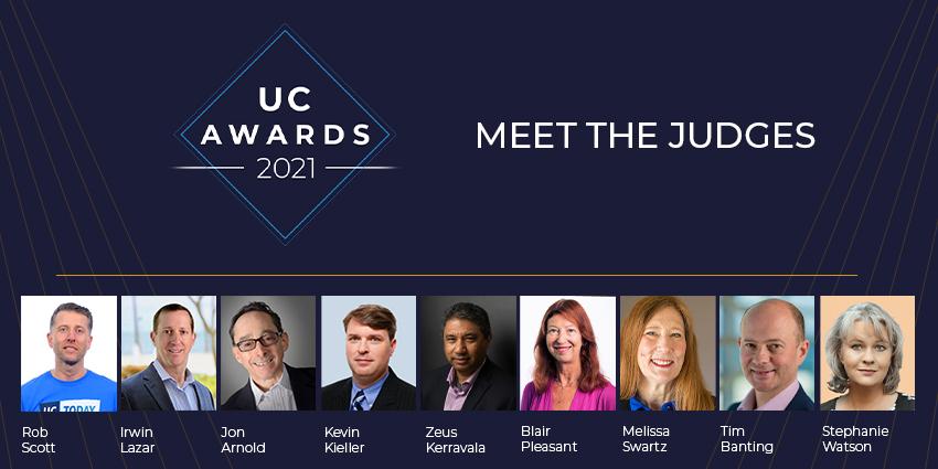 Introducing the UC Awards 2021 Judges