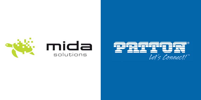 Mida Announces Patton SBC Interoperability with Microsoft Teams Apps