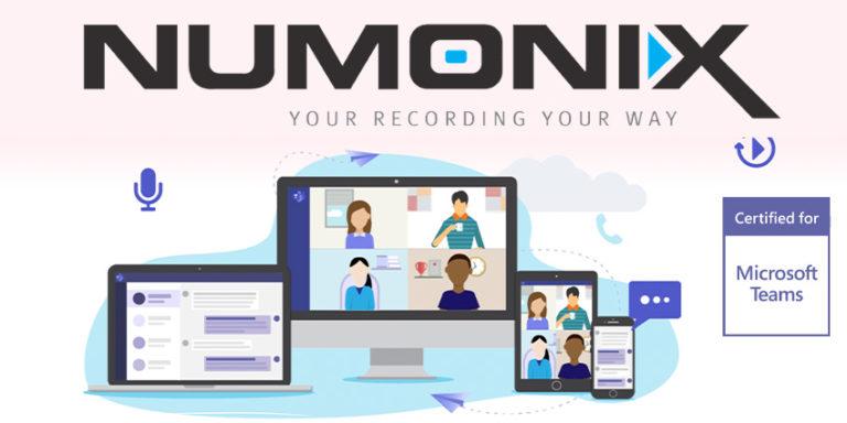 Numonix gets Teams compliance certification