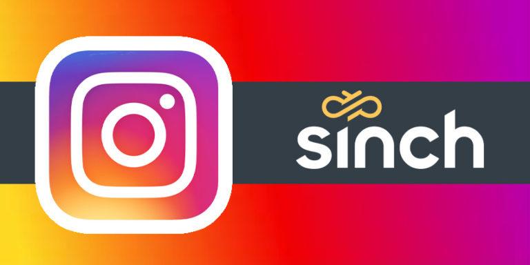 Sinch launches Instagram API