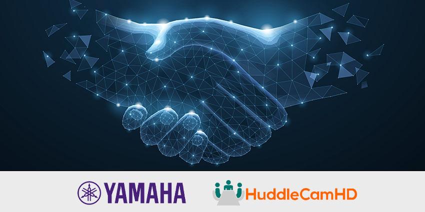 Yamaha and HuddleCamHD Enhance Collaboration