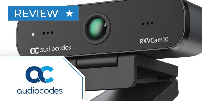 AudioCodes RXVCam10 Personal Cam Review