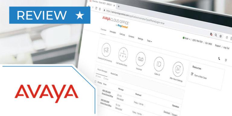 Avaya Cloud Office Review