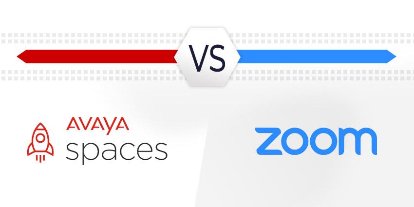 Avaya Spaces vs Zoom: Choosing your Meeting Tool