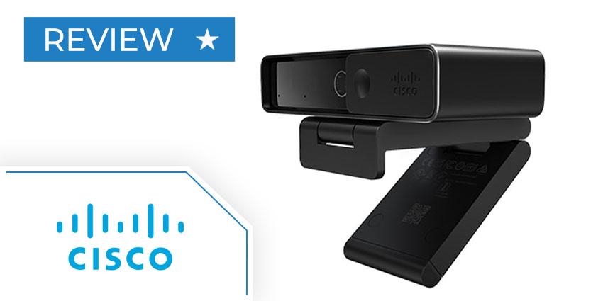 Cisco Webex Desk Camera Review: Cisco's 4K Webcam