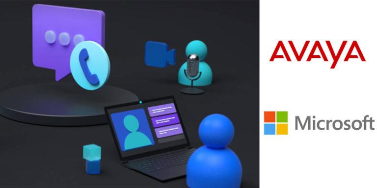Avaya and Microsoft partner on CPaaS