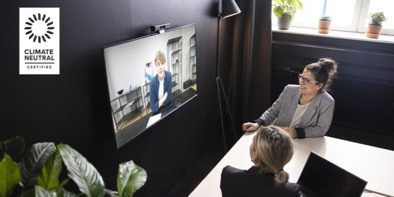 How Leveraging Climate Neutrality is beneficial to the Video Conferencing Industry