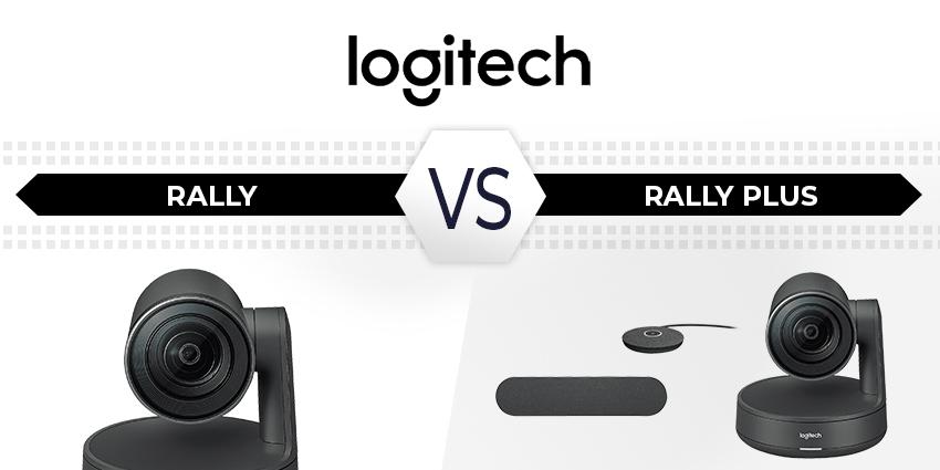Logitech Rally vs Rally Plus: Meeting Room Tech