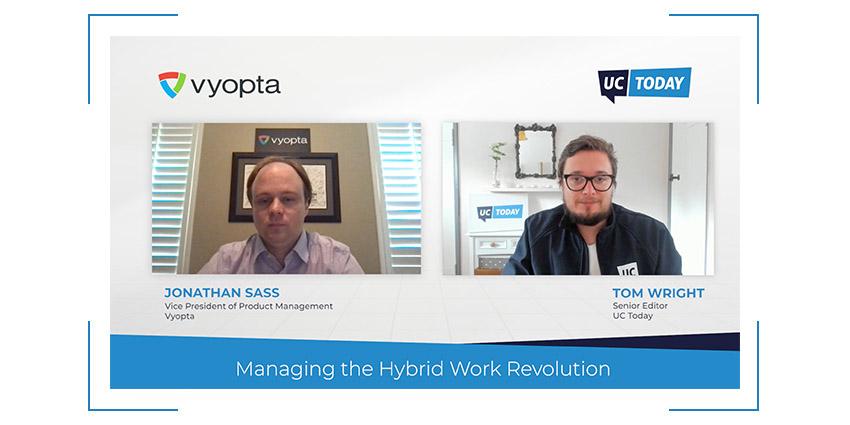 Managing the Hybrid Work Revolution