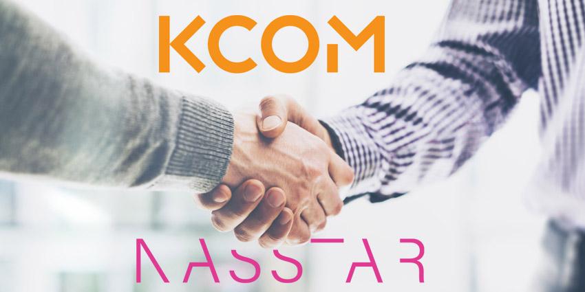 Nasstar Completes KCOM Services Acquisition
