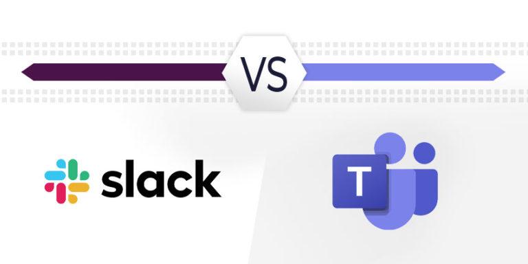 Slack vs MS Teams