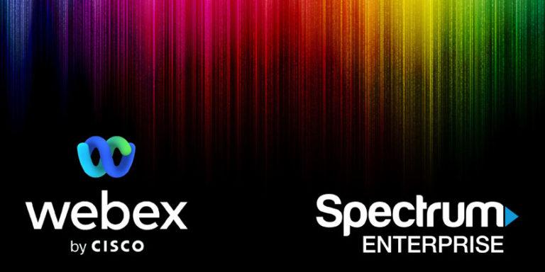 Webex and Spectrum Enterprise partner