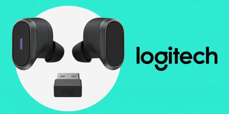 Wireless Buds for Business: By Logitech