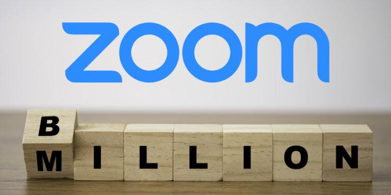 Zoom hits $1bn quarterly sales