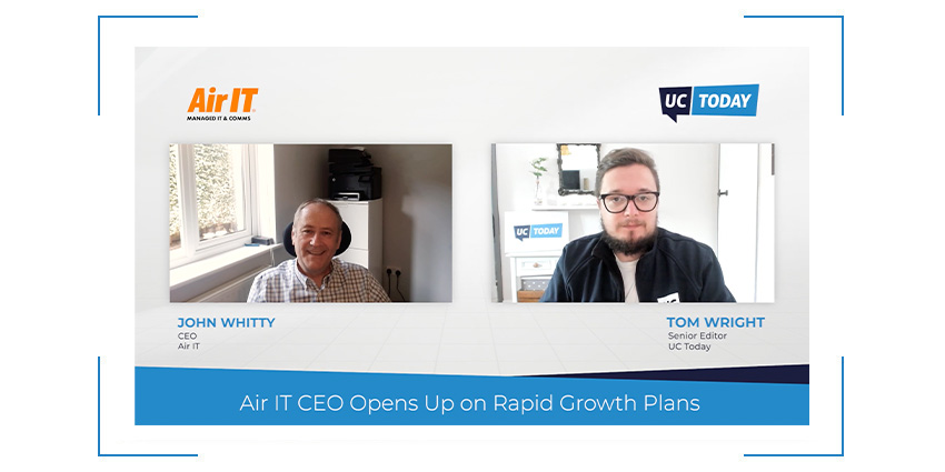 Air IT CEO Opens up on Rapid Growth Plans