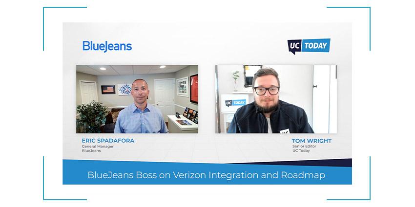 BlueJeans Boss on Verizon Integration and Roadmap