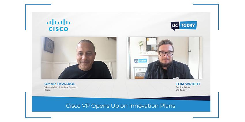 Cisco Webex VP Opens Up on Innovation Plans