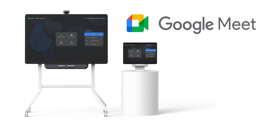Google Reveals New Meet Hardware