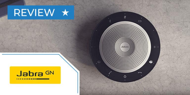 Jabra Speak 750 Review- Portable Premium Audio