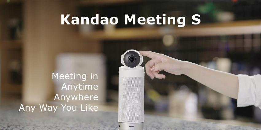 ImprovingVideo Conferencingwith Kandao's Newest Camera