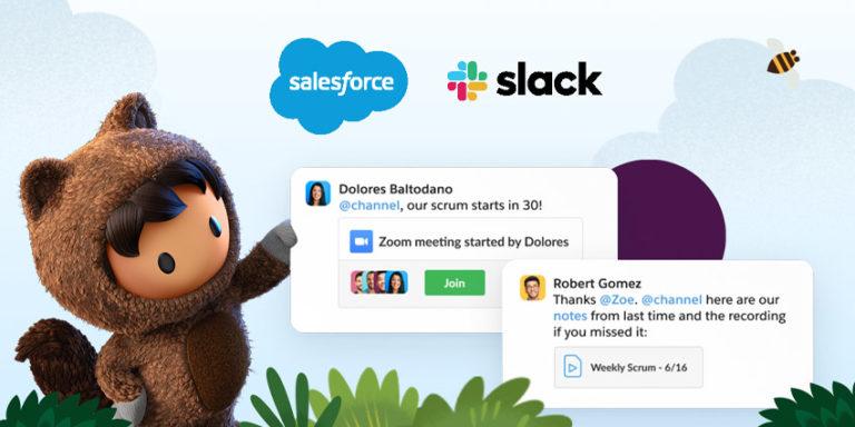 Slack reveals updates at Dreamforce