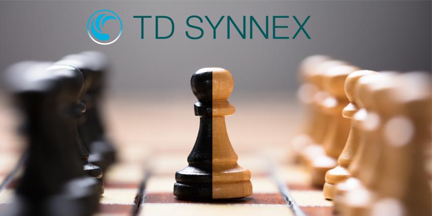 Tech Data Rebrands as TD SYNNEX