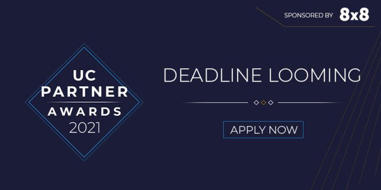UC Partner Awards 2021 Looming Deadline