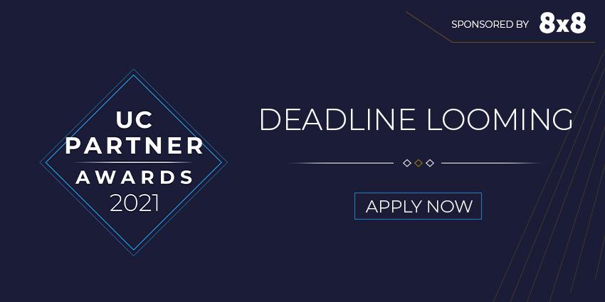 UC Partner Awards: Entries Close Friday ⚠️