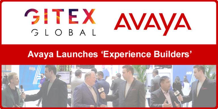 Avaya launch experience builders