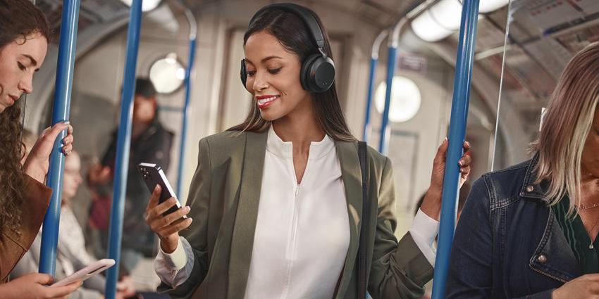 Jabra's New Headset a 'Convergence' of Hybrid Work Tech